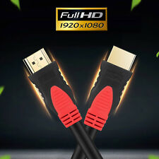 15FT Premium High Speed GOLD HDMI Cable 1.4 Nylon net 1080p 3D Support 15 Ft 4.M