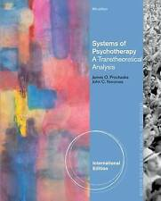 NEW - FAST to AUS - Systems of Psychotherapy by Prochaska and Norcross (8 Ed)