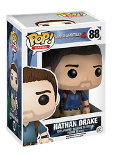 Figura in Vinile Funko Pop UNCHARTED-Nathan Drake