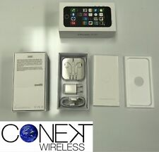 iPHONE 5S, SE, 6, 6+, 6s or 6s+ EMPTY BOX & ACCESSORIES (PHONE NOT INCLUDED)
