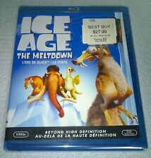 Ice Age: The Meltdown (Blu-ray, 2008, Canadian Sensormatic Widescreen) NEW