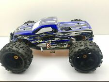 Used Nitro DHK 1/8 RC Off Road Monster Truck Roller Rolling Chassis OZRC