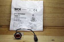 SICK SENSOR ZT1-N0700S02 10 - 30 VDC LN-943 100 pcs.