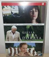 QUELLA SERA DORATA - DVD
