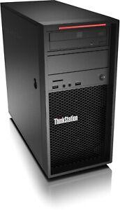 Lenovo ThinkStation P520c Workstation, Xeon W-2225, 4.10 GHz, 16GB/512GB SSD