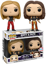 Funko Pop Vinyl Buffy the vampire slayer-Buffy et Faith 2 Pack-NYCC 2017