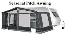 Dorema Dakota Lux All Season Pitch Caravan Awning Size 14 975-1000 Steel Frame