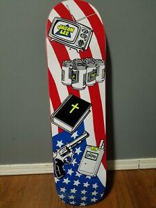 prime wood Jason lee American icons 8.0 skateboard deck not blind 101