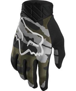 Fox Racing Flexair Glove Camo [Green Camo] 2X