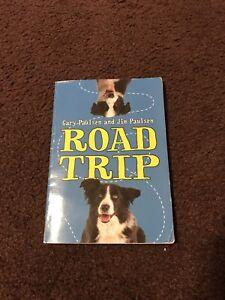 Road Trip by Gary Paulsen; Jim Paulsen Child's Paperback Book VGUC