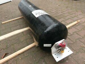 CNG Erdgas Tank Gasflasche 154 L mit Ventil