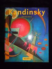 Wassily Kandinsky TASCHEN abstract art Ulrike Backs-Malorny NEW condition