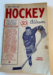 The Hockey Album 1948 - 1949 - This is the First Edition