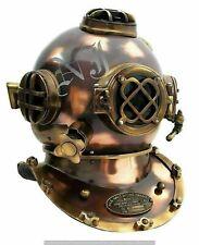 US Navy Boston Diving Divers Helmet Antique Diving Divers Helmet Reproduction