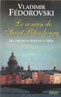 La Lettre de Saint-Pétersbourg - Annie Doublier