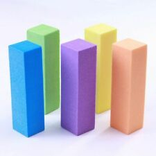 10Pcs Buffing Buffer Block Files Acrylic Pedicure Sanding Manicure Nail Art Tool
