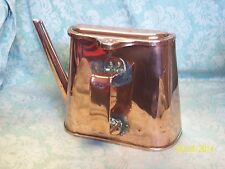 """Vintage Copper Urn Pitcher/water Jug/Ewer - 6"""" High, Art Deco.  -JJ324-"""
