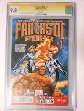 Fantastic Four 1 CGC SS 9.8