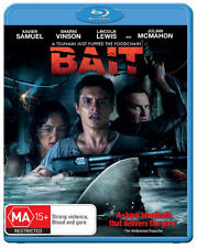 Bait - Blu-ray, 2013 (LIKE NEW) Aus Region B
