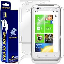 ArmorSuit MilitaryShield HTC Radar 4G Screen Protector + Full Body Skin! New!