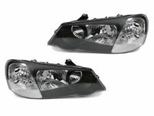 DEPO JDM D2R Xenon DEPO Black Clear Headlight Pair For 2002-2003 Acura TL Type-S