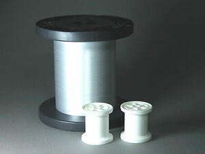 Dynasty GSP Power Silk 50 Denier Stärke 12/0  Gelspun 1000m Bindegarn 1m/0,022€