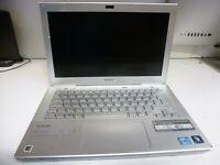 "Sony VAIO SVS1311N9ES 13.3"" Laptop - Core i5 @ 2.50GHz, 500GB HDD 4GB RAM Win 10"