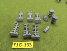 Warhammer 40K Battlefield Accessories Force Field Generator Pylons Scenery b