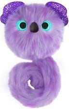 Skyrocket Kids Pomsies Wearable Virtual Pom-Pom Puppy Pet,  KIWI-Purple