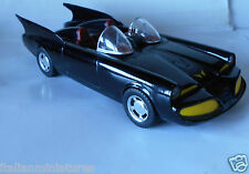 Batman Batmobile Corgi Toys TM & DC Comics 1/24 Diecast Model BMBV1