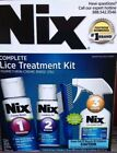 Nix Complete Treatment System Lice Elimination Kit - First Aid Product