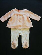 Girls Ted Baker Romper Suit 3-6 Months