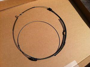 Studebaker, 1953 to 1958 sedan, NO LC,  brake cable.  522089.   Item:  1870