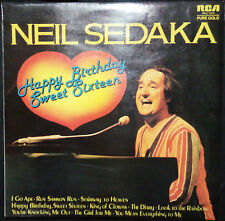 NEIL SEDAKA HAPPY BIRTHDAY SWEET SIXTEEN (PURE GOLD) VINYL LP AUSTRALIA