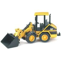 Bruder Caterpillar Kompaktgelenkradlader 02441 Baufahrzeuge, Baustellenfahrzeug