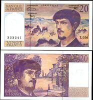 FRANCE 20 FRANCS 1997 P 151 UNC