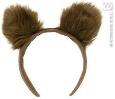 Bears Bear Ears On Headband Goldilocks Fairy Tale Fancy Dress
