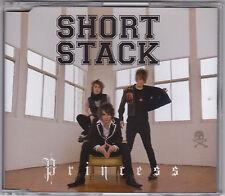 Short Stack - Princess - CD (SMR0009 Universal 3 x Track Australia)