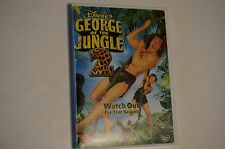 George of the Jungle 2 Disney DVD gently used!