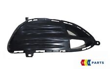 NEW GENUINE MERCEDES MB E CLASS W212 FACELIFT FRONT BUMPER LOWER GRILL RIGHT O/S