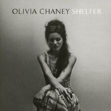 OLIVIA CHANEY SHELTER CD (Released June 15th 2018)