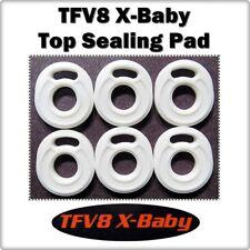 12 - TFV8 X-Baby Top Sealing Base Pad ORings ( ORing O-Ring smok Gasket Seals )