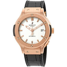 Hublot Classic Fusion Dial White Automatic Unisex Watch 565OX2610LR