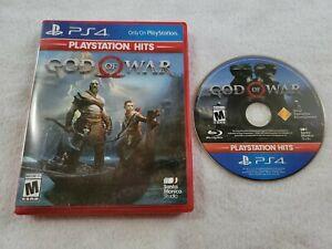 God of War - PlayStation Hits (Playstation 4, PS4) ☆Tested☆