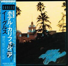 "Eagles ""Hotel California"" Japan LTD Mini LP CD Paper Sleeve w/OBI"