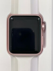 Apple Watch Series 1 Sport 38mm Rose Gold - Used - No Band