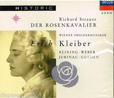 Strauss: Der Rosenkavalier / Erich Kleiber, gueden, Weber, Jurunac - CD Decca