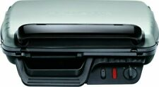 Rowenta Classic GR3050 2000W Bistecchiera 2 Posizioni - Nero/Argento