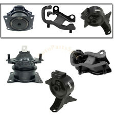 New For 05-07 Honda Odyssey 3.5L VTEC Transmission Engine Motor Mount Set Trans