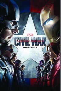 MARVEL CAPTAIN AMERICA CIVIL WAR PRELUDE (MARVEL) TP